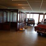 Oude kantoor garage Molenheem